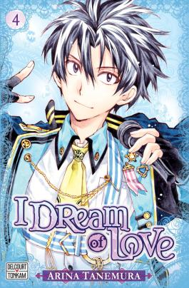 I dream of love T04
