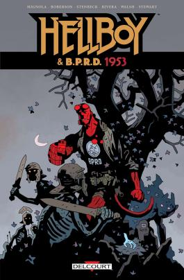 Hellboy and BPRD T02 1953