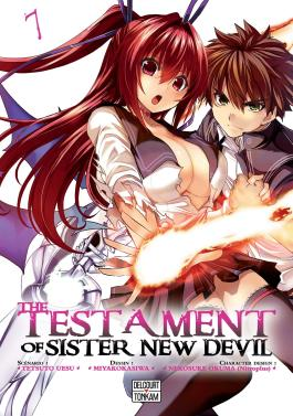 The Testament of sister new devil T07
