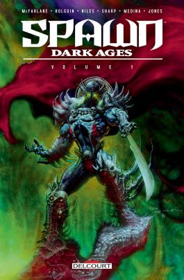 Spawn - Dark Ages T01