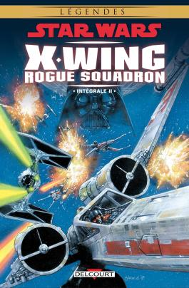 Star Wars - X-Wing Rogue Squadron - Intégrale T02