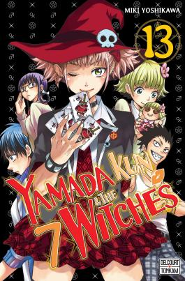 Yamada kun and The 7 witches T13
