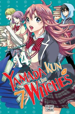 Yamada kun and The 7 witches T14