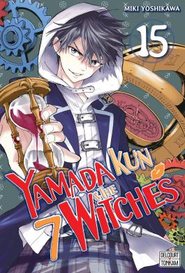 Yamada kun and The 7 witches T15