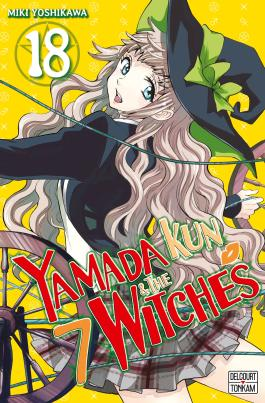 Yamada kun and The 7 witches T18