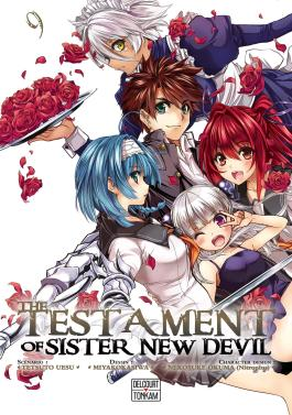 The Testament of sister new devil T09