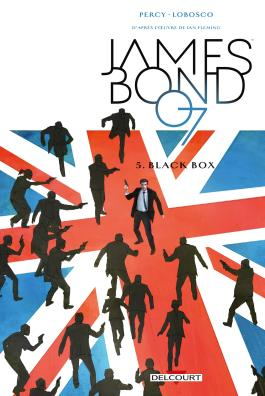 James Bond T05 Black box