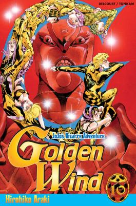 Jojo's - Golden Wind T10