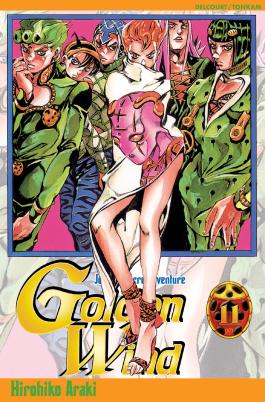 Jojo's - Golden Wind T11 Jojo's Bizarre Adventure