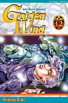 Jojo's - Golden Wind T12 Jojo's Bizarre Adventure