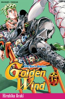 Jojo's - Golden Wind T15 Jojo's Bizarre Adventure